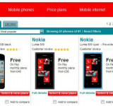 Signs Show Nokia Lumia 800 Had a Great Launch/ Sales Numbers