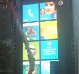 Microsoft Builds a Huge Windows Phone for Tomorrows BIG Event