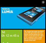 Reminder: Win 1 Nokia Lumia 800 for You and 9 More For Your Friends