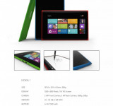 Concept Art #2: Nokia Tablet Running Windows 8 (Nokia 1)
