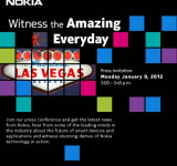 Nokia Sets Up CES Press Conference – Lumia 800/ 900 On The Way?