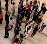 Nokia Creates a Flash Mob Promoting the Lumia 800 in India