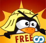 Karmic Apps Rleases Free Version of Penguin Rage