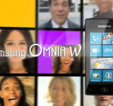 Samsung: New Commercial for Samsung Omnia W (video)