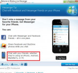 Microsoft: Windows Live Messenger Forgets Windows Phone Exists