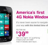 Nokia's Lumia 710 Drops to $39.99 on T-Mobile