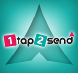 1tap2send App to Send Quick Messages