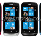 Nokia's Lumia 610 Pictured? In 4 Different Colors…