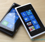 Nokia's White Lumia 800 Handled on Video