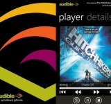 Audible App for Windows Phone Gets Demoed (video)