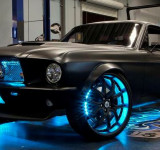 Microsoft Helps West Coast Customs Build a Mustang Packed with Windows 8,  Kinect & Windows Phone