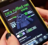 Shopping Concept: Augmented Reality & Windows Phone (video)