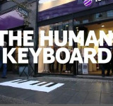 The Human Keyboard: Nokia &Telia Launch Lumia 800 (Must See Video)