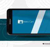 Concept Apps: Metro Cam