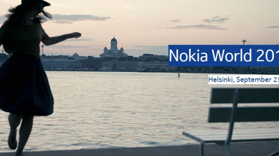 Nokia Announces Nokia World 2012 in Helsinki (September 25-26)