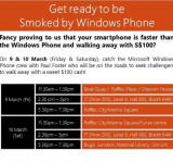 Smoked by Windows Phone is Headed to Singapore