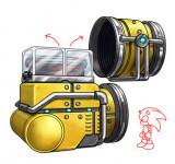 Sonic the Hedgehog 4 Episode II: New Screens & Concept Art