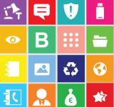 Developers: Thousands of Metro Icons 100% Free to Download