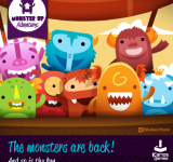 MonsterUp Adventures Wins 1st Place in Microsoft-Nokia App Competition (Not Even Available Yet)