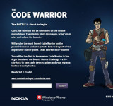 Nokia and Microsoft Bring You 'The Code Warrior'