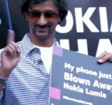 Nokia India: Blown Away by Lumia (3 Videos) – iPhone User Can't Accept Defeat