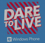 Windows Phone UK Dares You to Live (Smoked by Windows Phone)