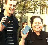 Free Time Machine: Nokia Lumia 900 & Celebrity Chef Stephanie Izard (video)