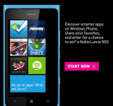 Microsoft: Discover Smarter Apps (Enter to Win a Lumia 900)