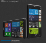 Concept Art: Windows Phone Metro UI Reimagined