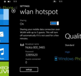 WiFi Sharing For Nokia Lumia 800 Through Tango (and more changes)