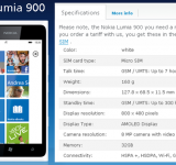 O2 Germany Touts 32GB Nokia Lumia 900