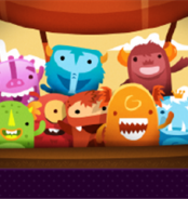 Raffle: Win 400 Diamonds or 40 Rubies for MonsterUp Adventures