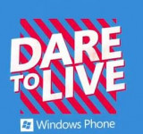 Dare to Live: Windows Phone VS Blackberry, iPhone and Android (Loser Gets Dared)