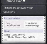 Funny: Siri Says Nokia's Lumia 900 is the Best Cell Phone Ever – Not iPhone (Update: Added Video)