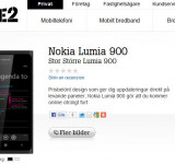 Nokia Lumia 900 Landing in Sweden on June 11th