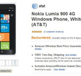 White Nokia Lumia 900 Lands on Amazon (Already Backordered)