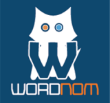 WordNom: Online MultiPlayer Word Game (Challenge bogus words)