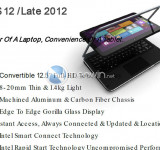 Leaked: Windows 8 Dell XPS 12 – 12.5 HD Convertible (Laptop & Tablet)