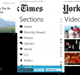 NY Times App Redesigned – Available Later Today