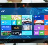 Windows 8: Lenovo ThinkPad Tablet (Hands-On Video)