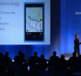Windows Phone 8: Nokia Map Tech Built In