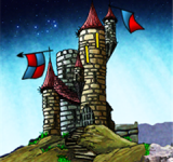 Wizard's Tower: Fun Free Physics-Based Puzzle Game