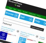 WindowsPhoneGeek Marketplace Now Open to All (Developer Tools)