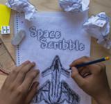 Fun Free Shooter: SpaceScribble