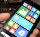 Hack: The HTC HD2 Gets New Windows Phone 8 Start Screen
