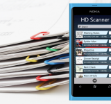 HD Scanner Makes its Way onto the Windows Phone Marketplace