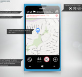 Concept Art: Nokia Navi (Drive, Maps, Transit and City Lens All in One)