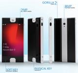 Concept Art: BlackBerry Wind Running Windows Phone 8
