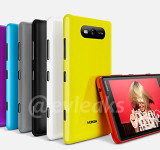 Leaked: Nokia Lumia 820 (Arrow) With Pureview (image)