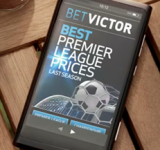 Nokia Lumia 800 Used in BetVictor Ad (video)
